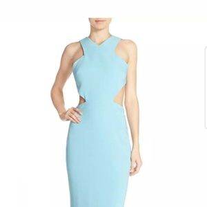 Bianca Maria Nero backless gown